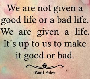 good life or bad smaller
